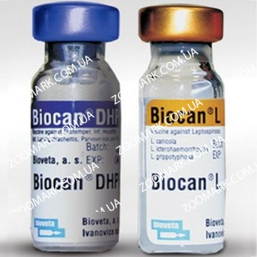 Биокан - Вакцина для собак в Zoomrk