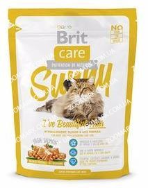 Brit Care Cat Sunny Beaut Hair — для здоровой кожи и шерсти