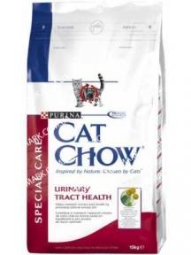Cat Chow Special Care pH control — для профилактики мочекаменной болезни 1,5 кг