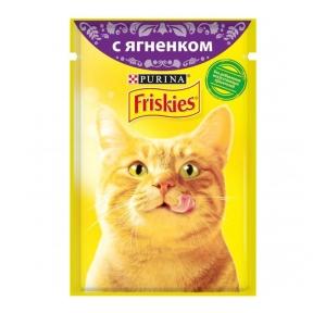 Алюпуч NEW консервы для кошек ягненок в подливе 85г