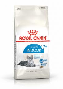 Royal Canin Indoor +7 (Роял Канин Индор) для взрослых кошек не покидающих помещение старше 7 лет