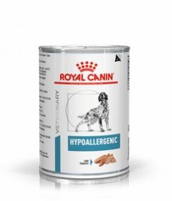 Royal Canin Hypoallergenic (Роял Канин Гипоаллергенный) консервы для собак 400 г