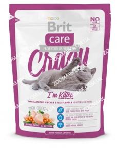 Brit Care Cat Crazy Kitten для котят 1-12 мес