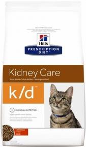 Корм Hills (Хилс) PD Feline K/D для кошек при заболеваниях почек
