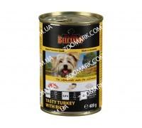 Belcando Индейка/Рис (желтый) консервы для собак
