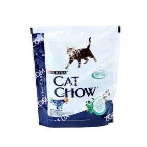 Cat Chow Special FELINE для взрослых кошек с индейкой 400 гр
