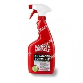 Спрей для уничтожения пятен/запаха усиленная формула Natures Miracle  946 мл  680271/5751