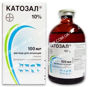 Катозал — стимулятор обмена веществ 100 мл, Bayer
