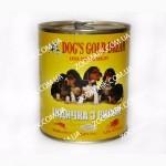 Dog s Gold Dream с индейкой и рисом 830 гр