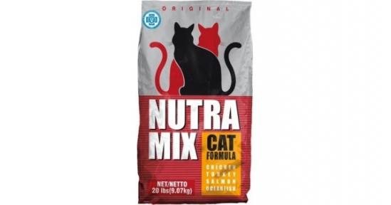 Нутра Микс ориджинал  корм для кошек 9.07кг США
