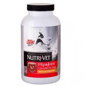 Nutri-Vet  (Regular) для связок и суставов у собак 180 таб