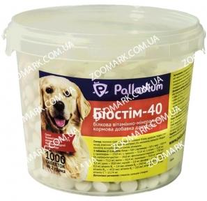 Биостим-40 — белково-витаминная добавка