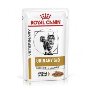 Royal Canin Urin F SO MC Pouch консервы для котов 85г