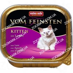 Animonda Vom Feinsten  Ягненок для котят 100 г