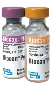 Биокан Рuppy (Паппи) вакцина для собак, Bioveta