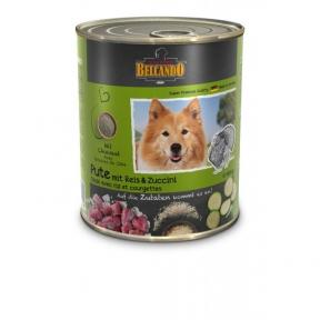 Белькандо Индейка с рисом и цукини Консервы для собак 0.8 кг