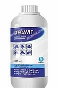 Декавит — поливитаминный оральный препарат 10 мл