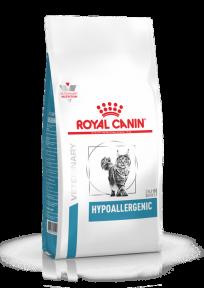 Royal Canin Hypoallergenic DR25 Feline сухой корм для кошек (Роял Канин Гипоаллергенный Фелин)
