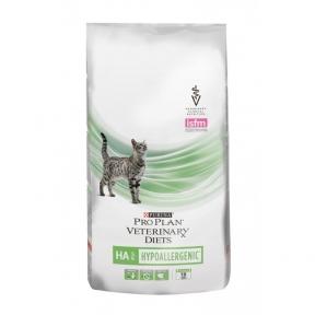 Pro Plan HA Hypoallergenic для кошек при аллергических реакциях 1.3 кг