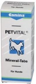 Petvital mineral-tabs — минеральный комплекс для собак