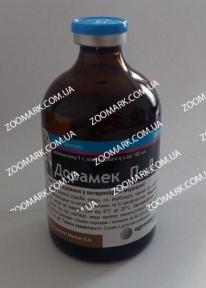 Дорамек ЛА — лечение паразитарных заболеваний 50 мл