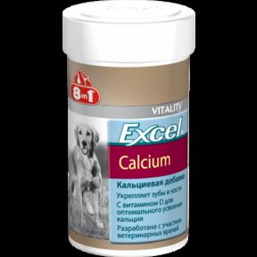 8 in 1 Calcium — кальций для собак с витамином D3