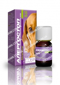 Алергостоп для собак 15мл