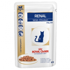 Royal Canin Renal Chicken (Роял Канин Ренал с курицей) 100 г