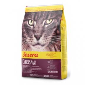Josera Carismo корм для стареющих котов 10 кг