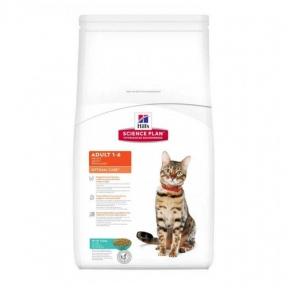 Корм Hills (Хилс) SP Feline Adult Optimal Care Tn для взрослых кошек с тунцом 0,4 кг