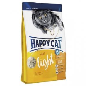 Happy cat корм для кошек Сюприм Лайт