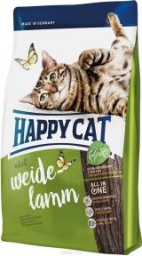 Happy cat корм Supreme Ягненок