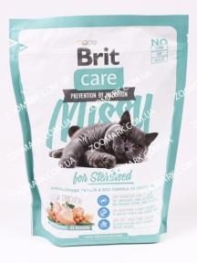 Brit Care Cat Missy Steril для стерилизованных кошек