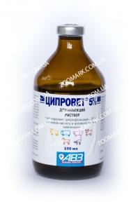 Ципровет — инъекционный 100 мл