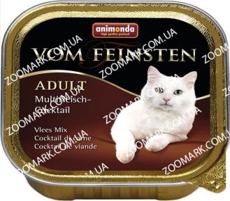 Animonda Vom Feinsten Мясной коктейль для кошек 100 г