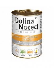 DN Premium Dog с уткой и тыквой 400 гр