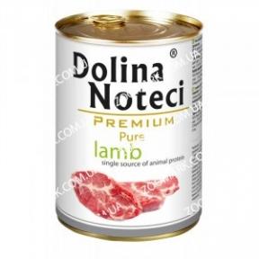 DN Piper Platinum Dog с  ягненком и рисом 400 гр