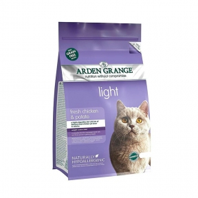 Arden Grange (Арден Грендж) Лайт сухой беззерновой корм для кошек