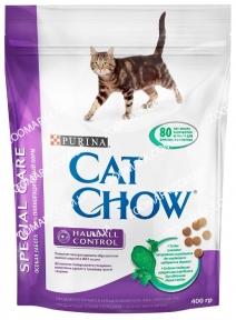 Cat Chow Special Hairball — для выведения шерсти