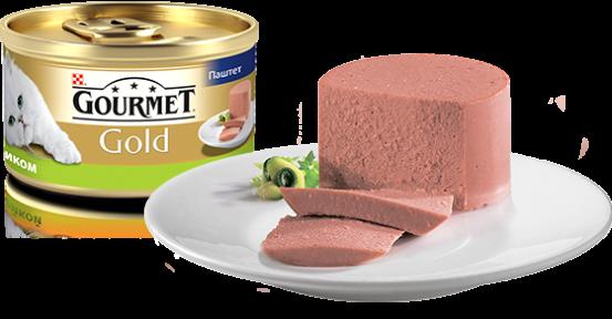 Gourmet Gold МУСС с кроликом