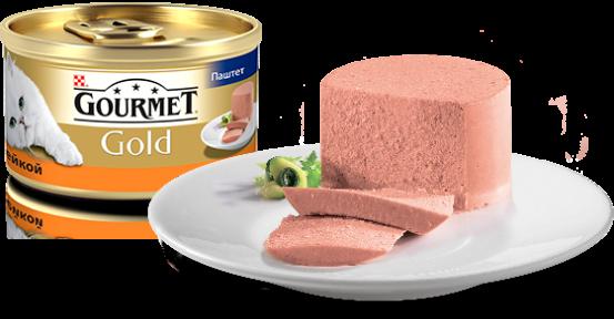 Gourmet Gold МУСС с индейкой