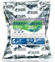 Метронидазол 25% — противомикробный препарат в порошке 500 гр