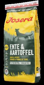 Josera Ente & Kartoffel (Йозера Енте Картофель) 900г - беззерновой корм для собак