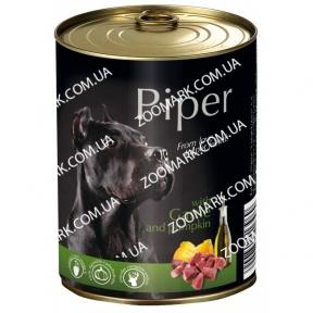 DN Piper Dog  с дичью и тыквой 500 гр