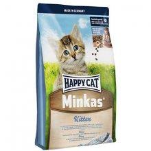 Happy cat корм для котят Мінкас Юниор