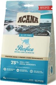 ACANA Pacifica Cat с рыбой для котов 5,4кг