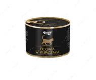 Dolina Noteci Natural Taste Cat мясные кусочки с уткой Консервы для кошек 185г