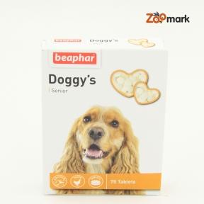 Doggy's Senior — Витаминизированное лакомство для собак старше 7 лет