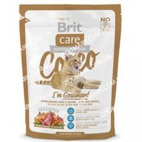 Brit Care Cat Cocco Gourmand для привередливых кошек