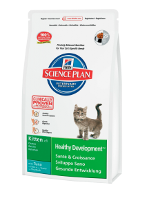 Корм Hills (Хилс) SP Kitten Hdev Tn для котят с тунцом 0,4 кг